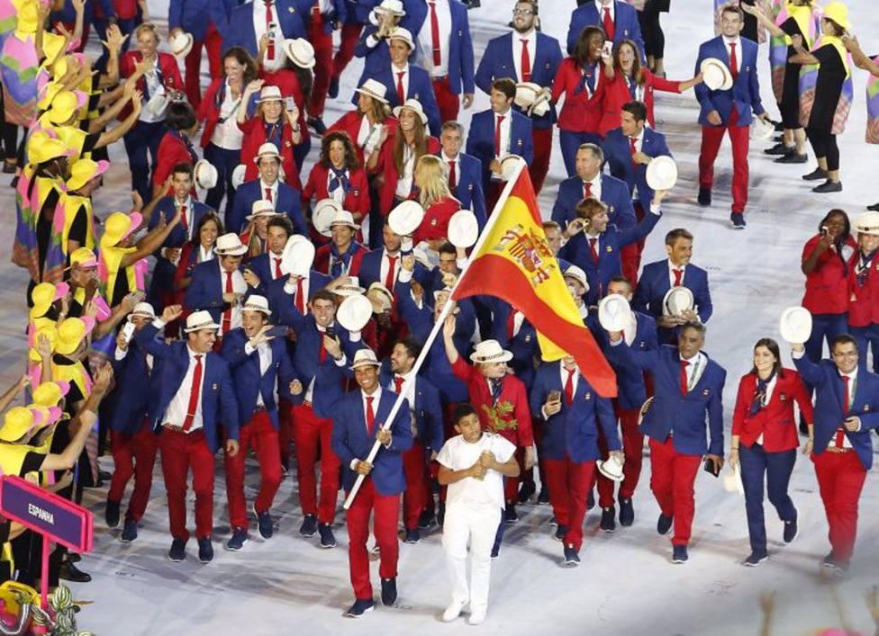 ¿De dónde son nuestros deportistas del equipo olímpico español?