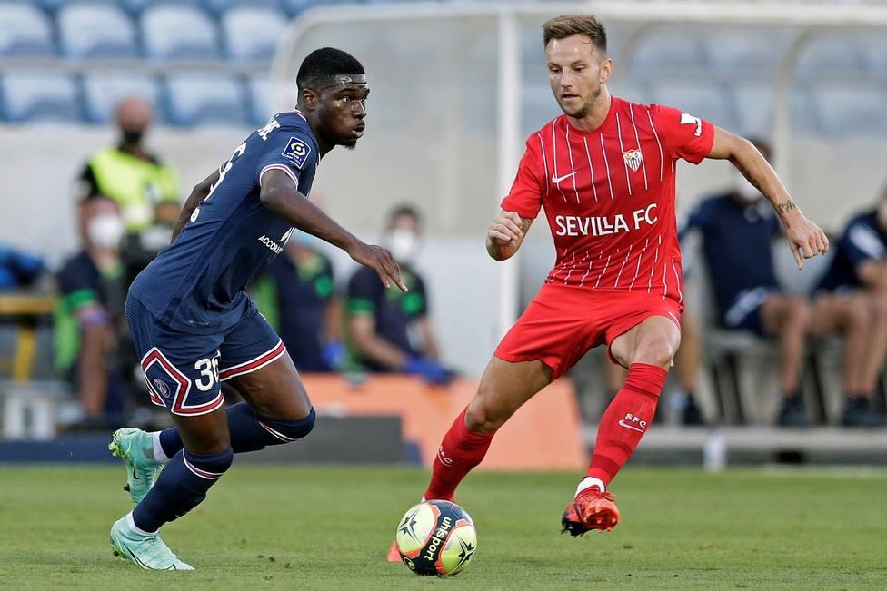 Paris Saint-Germain - Sevilla FC