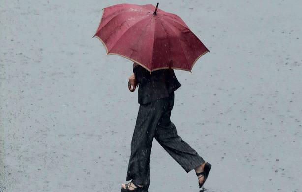 Las lluvias no terminan de irse de la Península