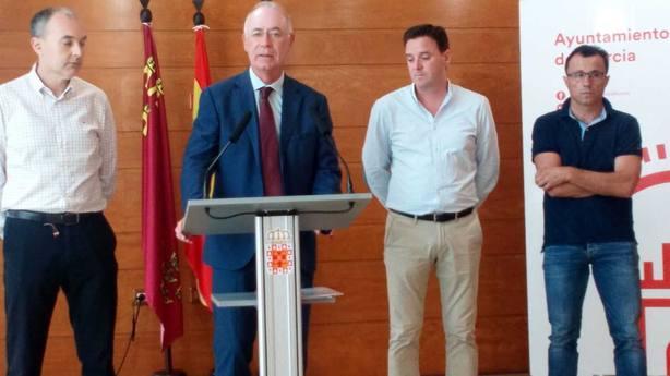 El Ayuntamiento de Murcia celebra este domingo la Semana Europea de la Movilidad