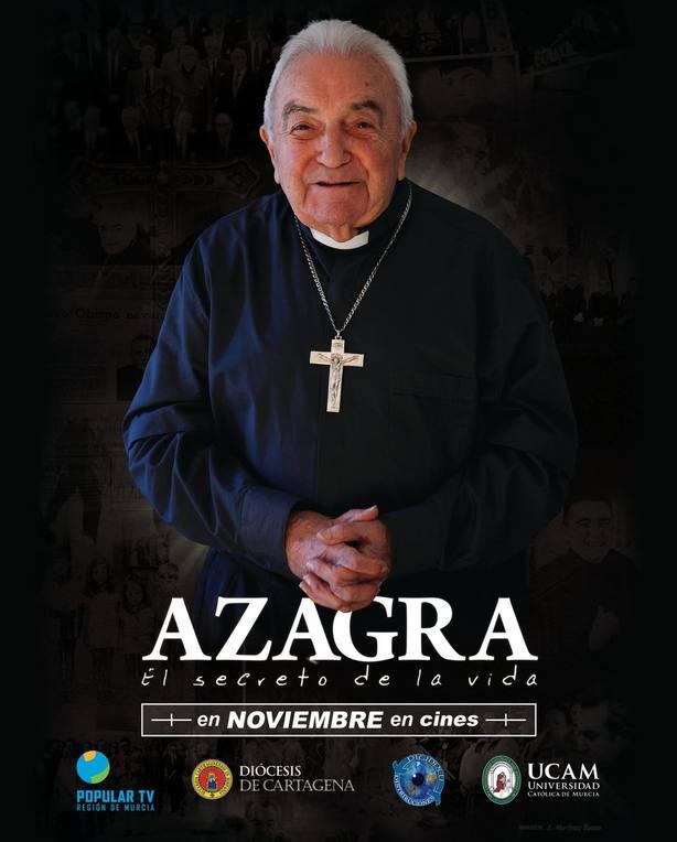 Javier Azagra, el secreto de la vida