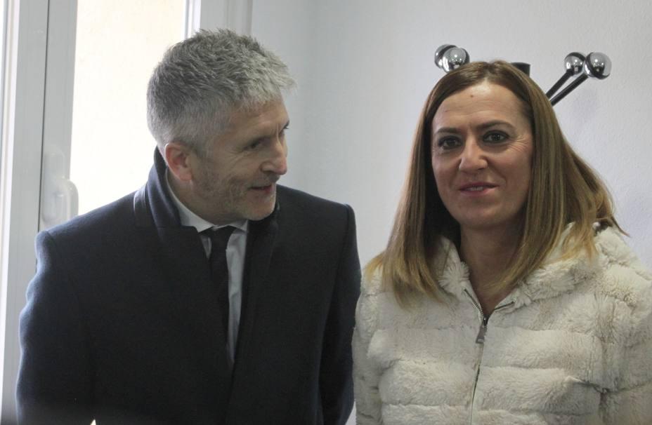 Grande-Marlaska anuncia para finales de 2019 la apertura de la cárcel de Soria, que contará con 500 funcionarios