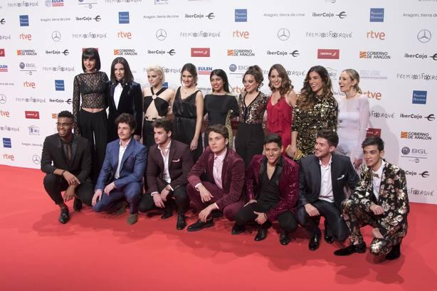 Penélope Cruz, los cantantes de Operación Triunfo y Campeones, los protagonistas de los premios Forqué