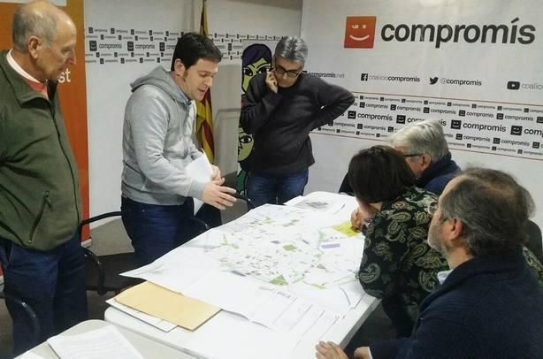 Ignasi García, líder de Compromís en Castellón