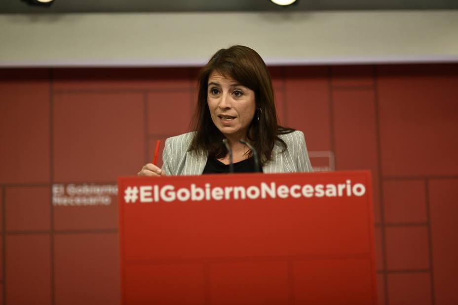 El PSOE rechaza respaldar la candidatura de De la Rocha en Madrid: El apoyo de esta dirección es para Pepu