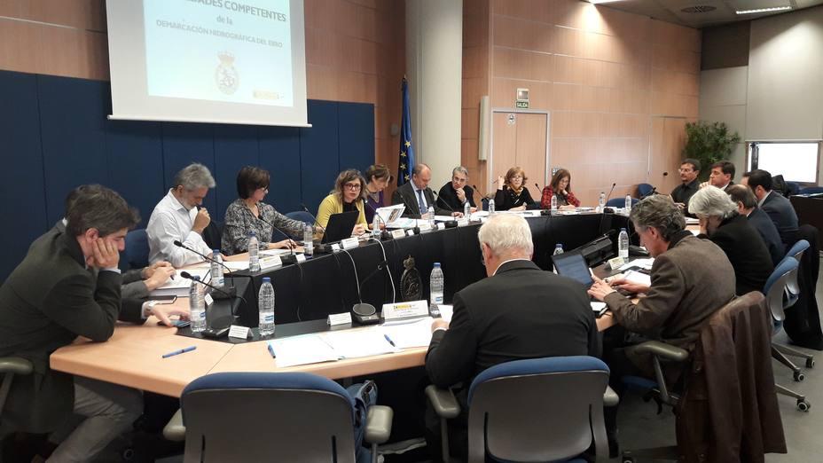 El EPRI identifica 1.720 kilómetros de río como de riesgo significativo de inundación en la Cuenca del Ebro
