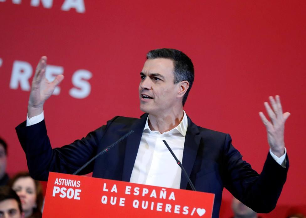 Sánchez: El 8M exigió no detenerse en la lucha contra la violencia machista
