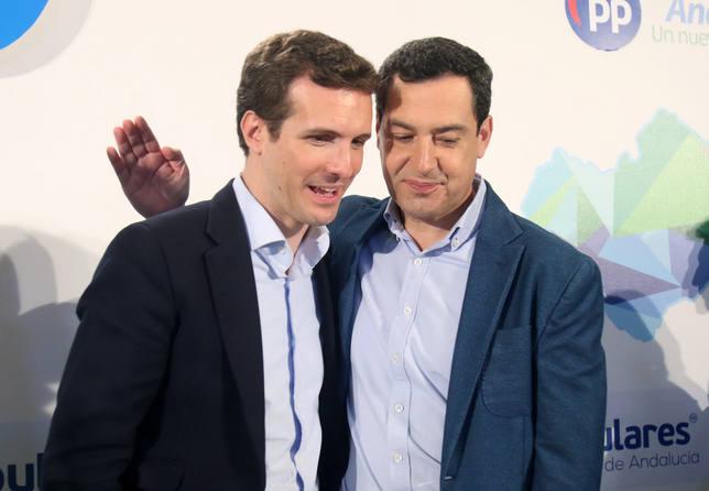 Casado afea a Rivera que pida un cara a cara con Sánchez y le recuerda que el PP tiene 102 escaños más que Cs