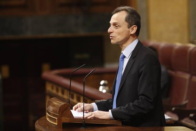 Duque, agradecido por liderar la lista del PSOE en Alicante, espera ayudar a que la sensatez se imponga
