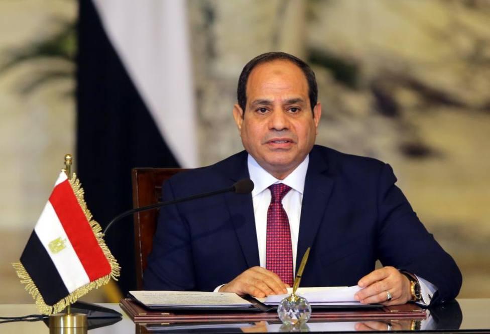 Al Sisi saca pecho por el patriotismo que ha demostrado el pueblo al aprobar la reforma constitucional