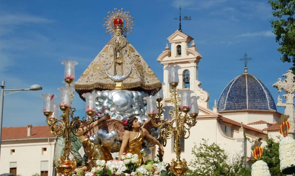 Mare de Déu del Lledó, patrona de Castellón de la Plana