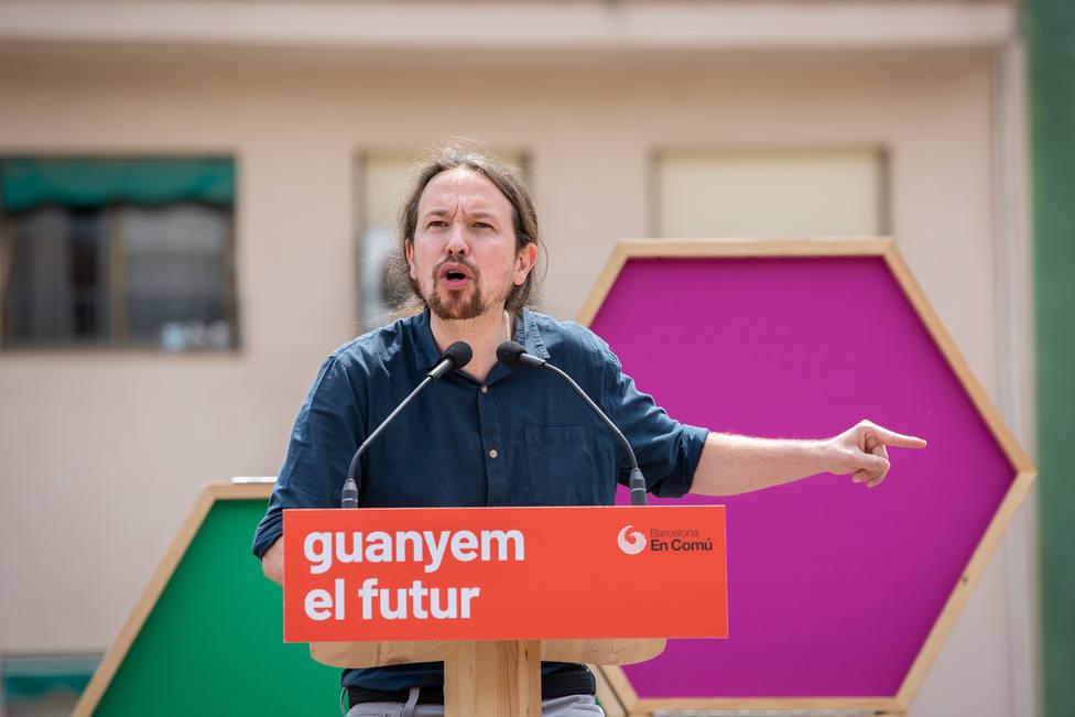 Iglesias rechaza que Podemos quede relegado a Secretarías de Estado: Todo el mundo sabe cómo es un Gobierno de coalición