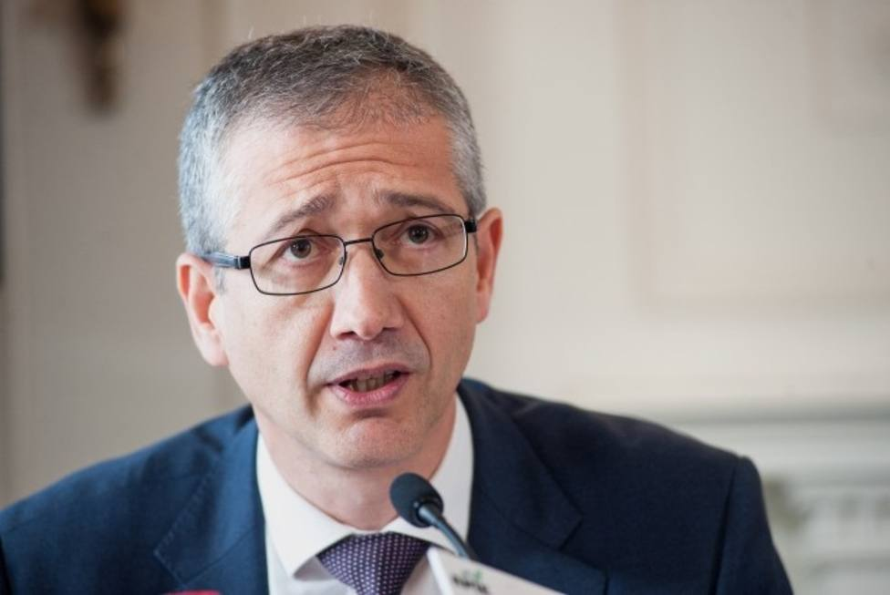 Hernández de Cos cree que la seguridad jurídica de la ley hipotecaria mitigará el encarecimiento de hipotecas