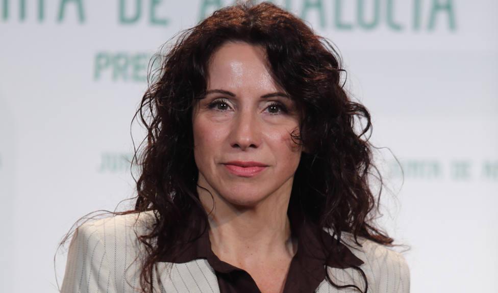 La Consejera Rocío Ruiz
