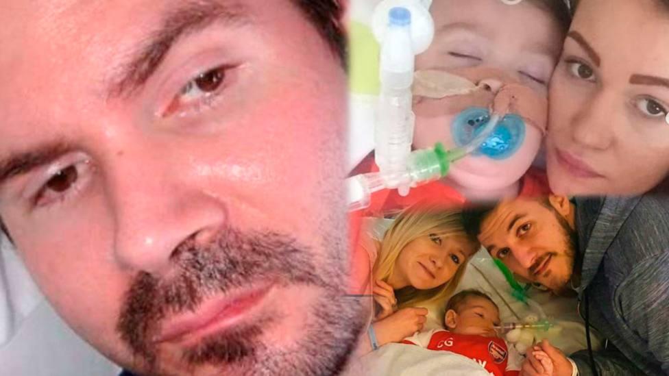 Los tribunales decidieron quitarles la vida, en contra de la voluntad de los padres de Lambert, Evans y Gard