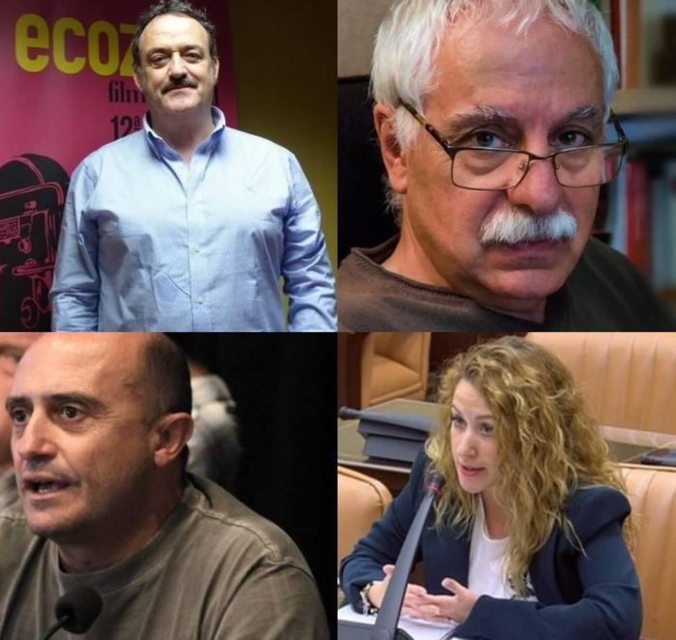 Personas de la cultura y política de La Rioja piden a Podemos que negocien con el PSOE