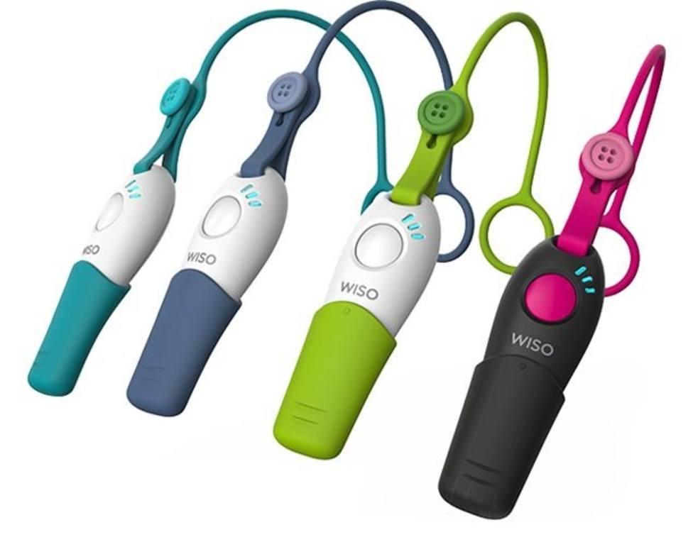 Smart Whistle, el silbato inteligente que combina tecnología GPS y Bluetooth para alertar ante situaciones de riesgo