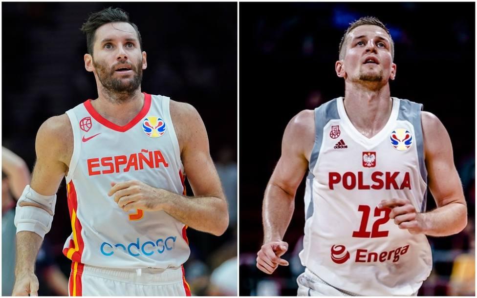 España y Polonia se retan en cuartos