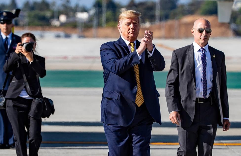 Donald Trump anuncia sanciones al mayor nivel contra el de Irán