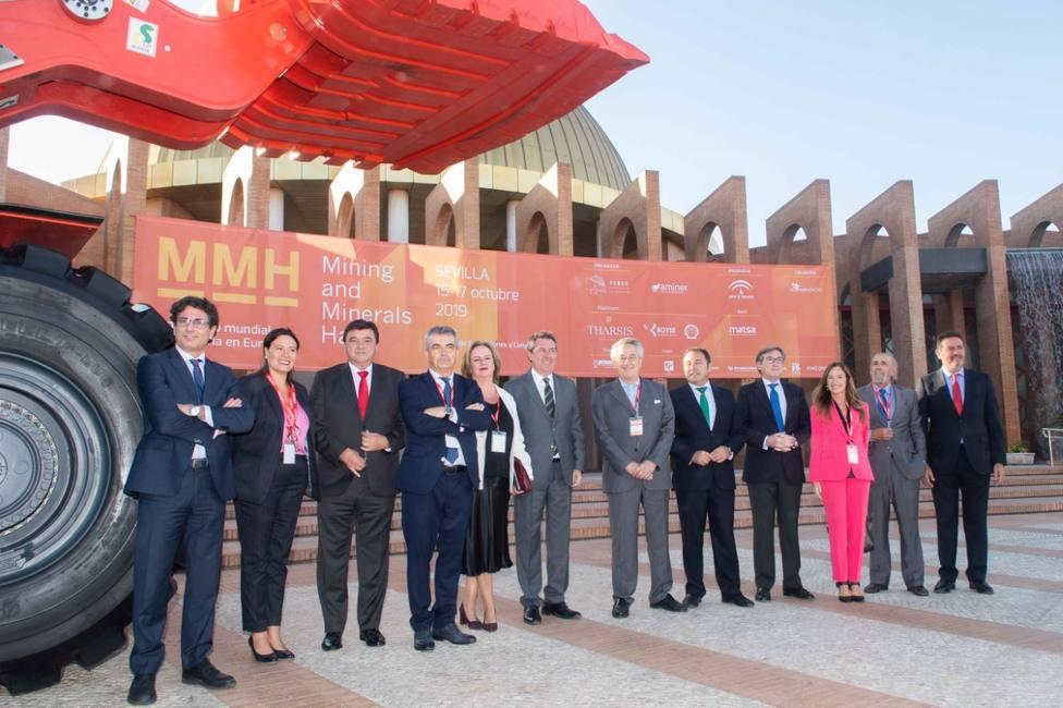 El sílón Internacional de la Mineria se convierte en referente mundial