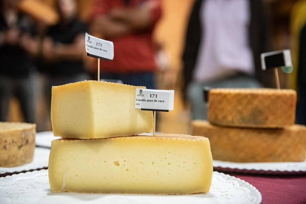 Quesos de Gran Canaria en la World Cheese Awards 2019