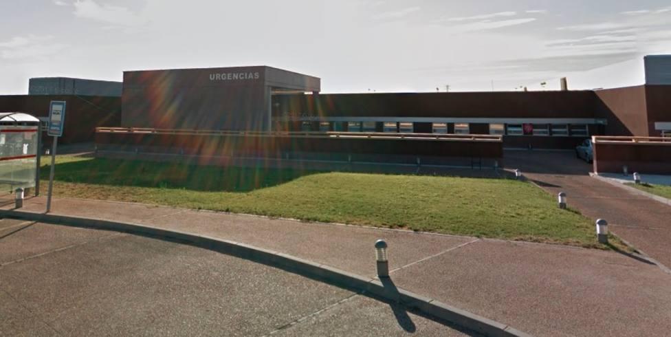 Hospital Tierra de Barros de Almendralejo (Badajoz). Foto: GoogleMaps
