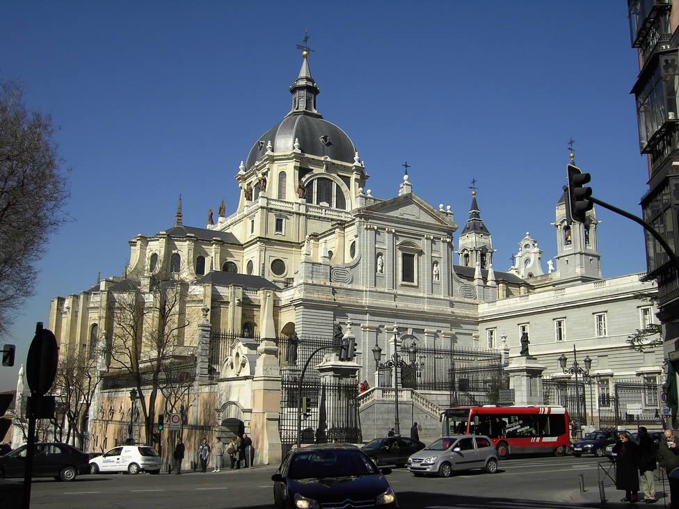 La catedral de Almudena