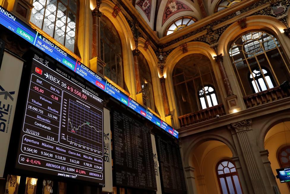 La Bolsa arranca con signo positivo un año que se presenta incierto en lo político y lo económico