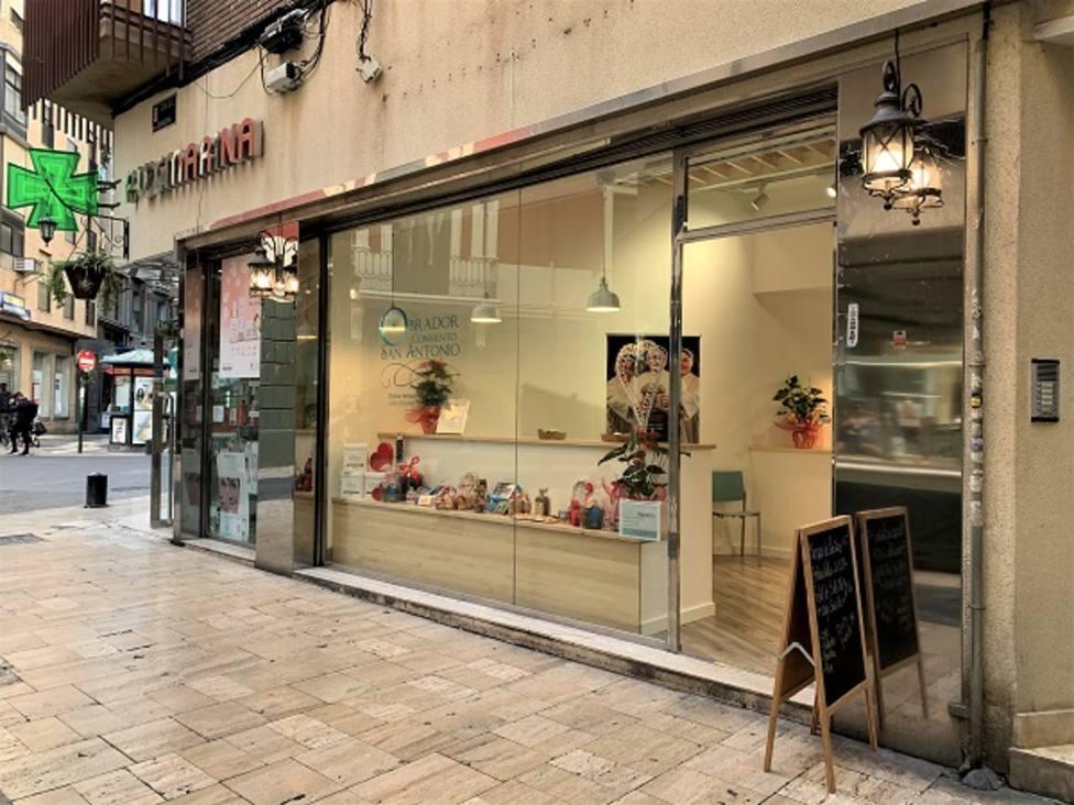 """""""Obrador Convento de San Antonio"""", la nueva tienda de 'las Antonias'"""