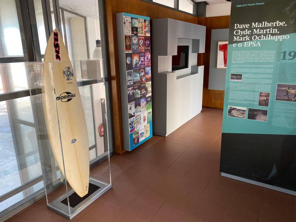 El Océano Surf Museo es único en España en su temática