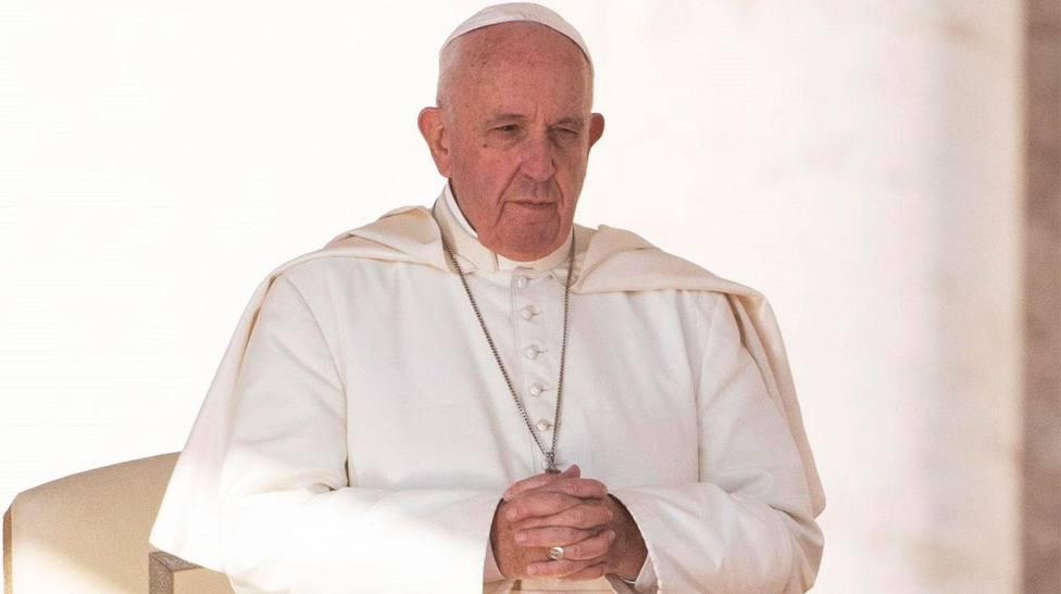 Un resfriado impide al Papa Francisco acudir a la basílica de San Juan de Letrán en Roma
