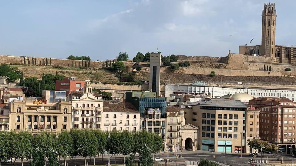 Lleida, este jueves