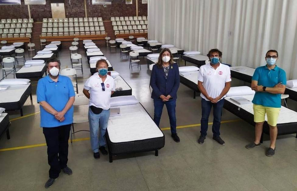 Open Arms arranca misión de emergencia en la comarca del Segrià (Lleida)