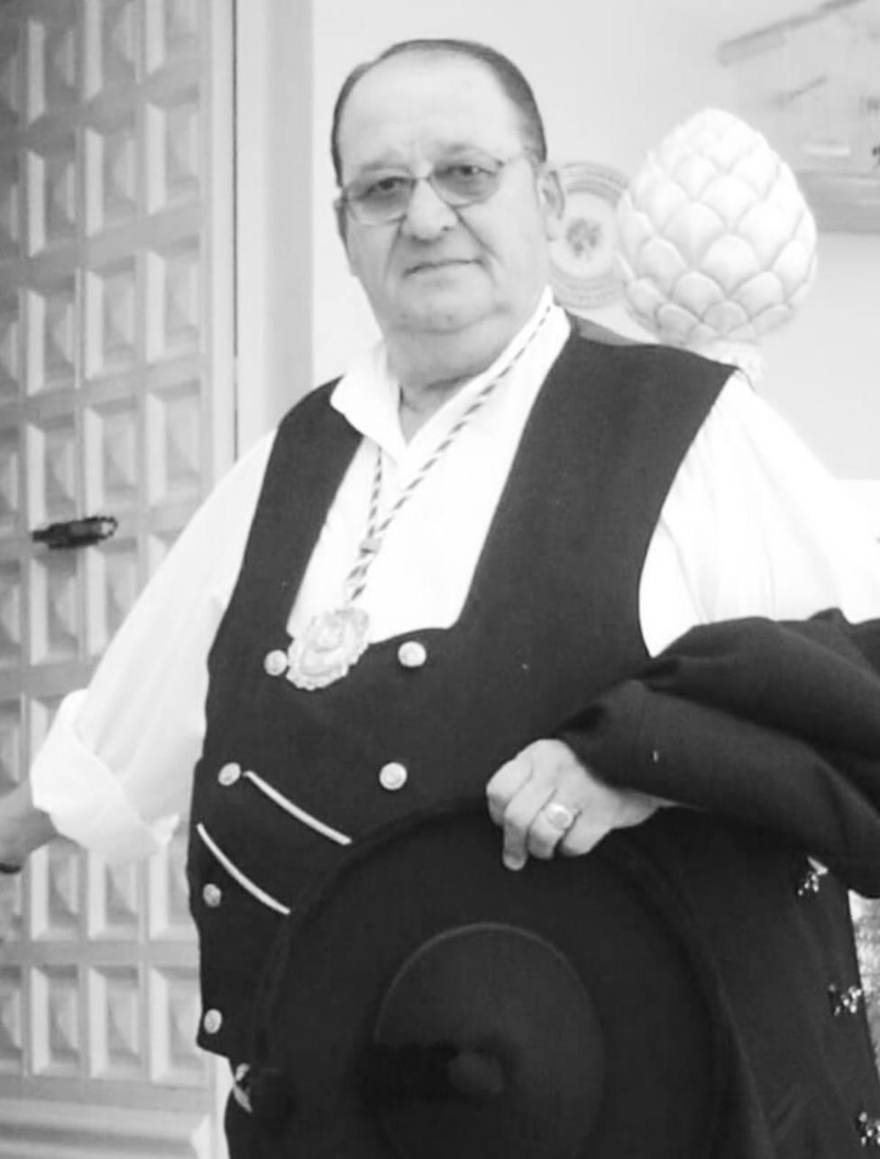 Francisco Muñoz Lorca, Pandorgo de Ciudad Real 1990 fallecido el 26 de marzo