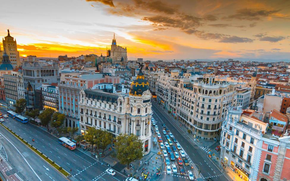 Cinco planes para pasar el verano en Madrid