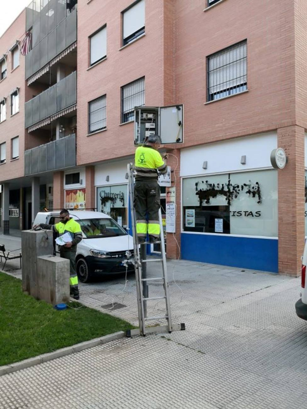 Más de 50 jardines son controlados y vigilados de forma remota gracias al proyecto Murcia Smart City