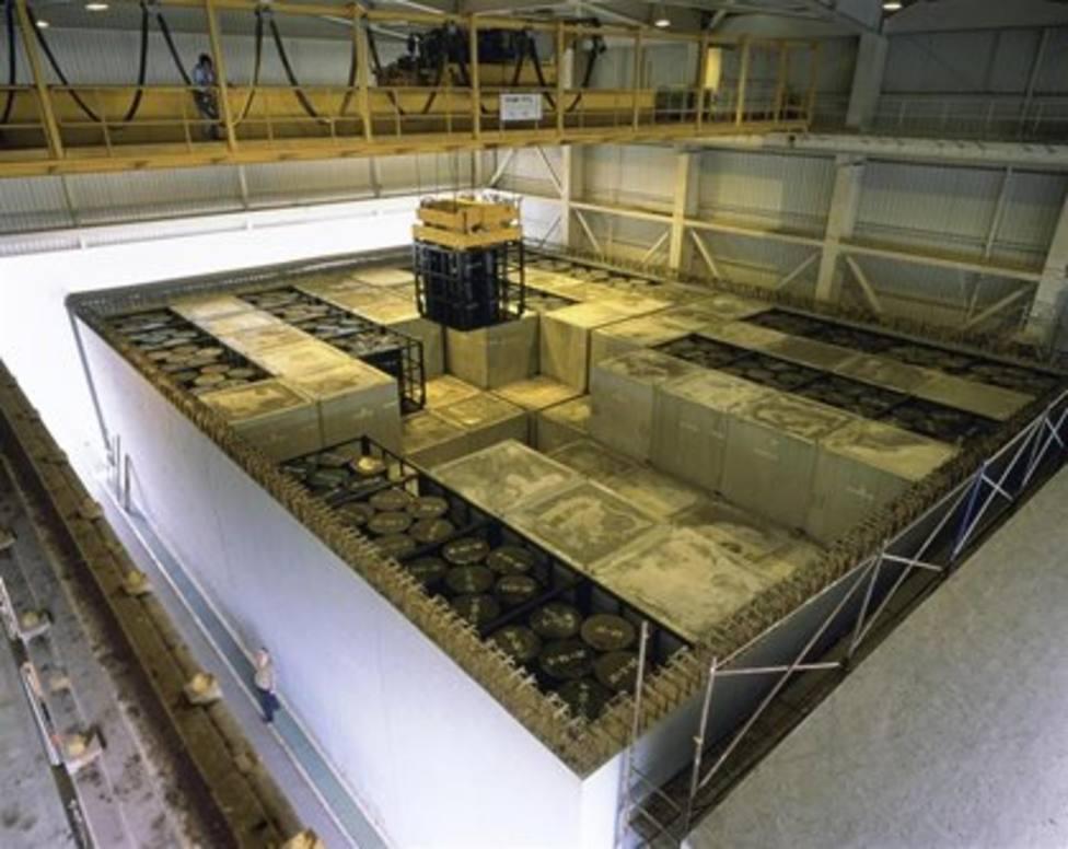 El Consejo de Seguridad Nuclear cierra la celda 29 de El Cabril por las filtraciones de agua