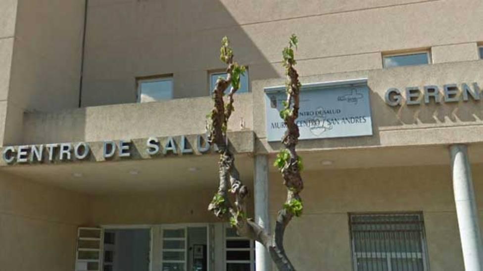 Centro de Salud de San Andrés