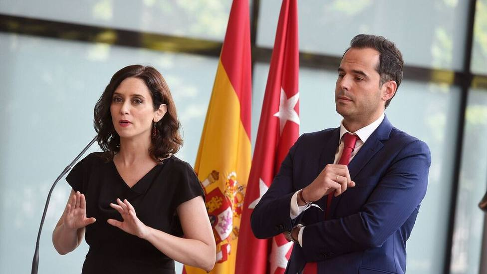 Díaz Ayuso desmiente a Ignacio Aguado: El objetivo en Navidad es que no haya contagiados por covid-19