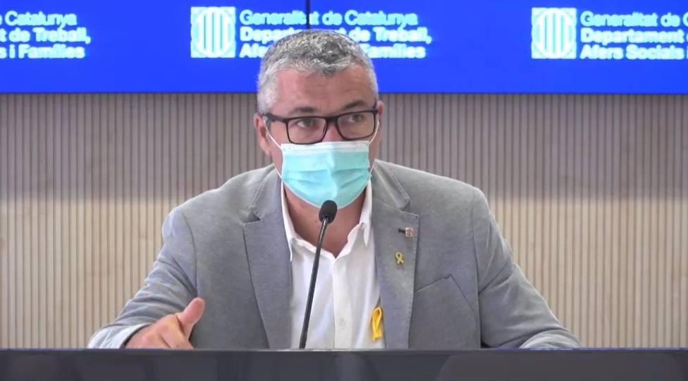 Coronavirus.- La pandemia reduce un 60% las solicitudes de ayuda de migrantes a la Generalitat