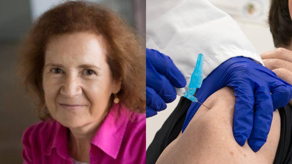 La devastadora respuesta de Margarita del Val a las vacunas: Siento ser pesimista, pero me dedico a ello