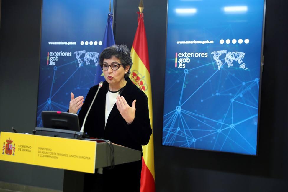 Gibraltar será frontera exterior salvo para trabajadores si no hay acuerdo entre España y Reino Unido