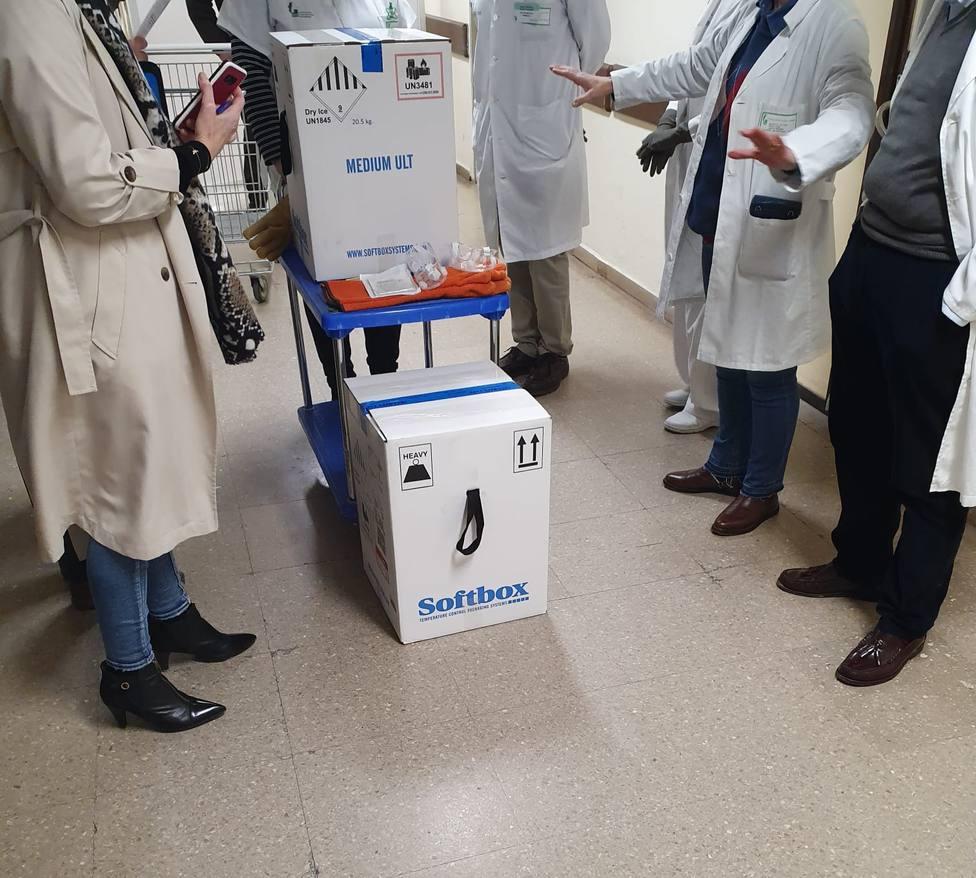 vacunas en Badajoz