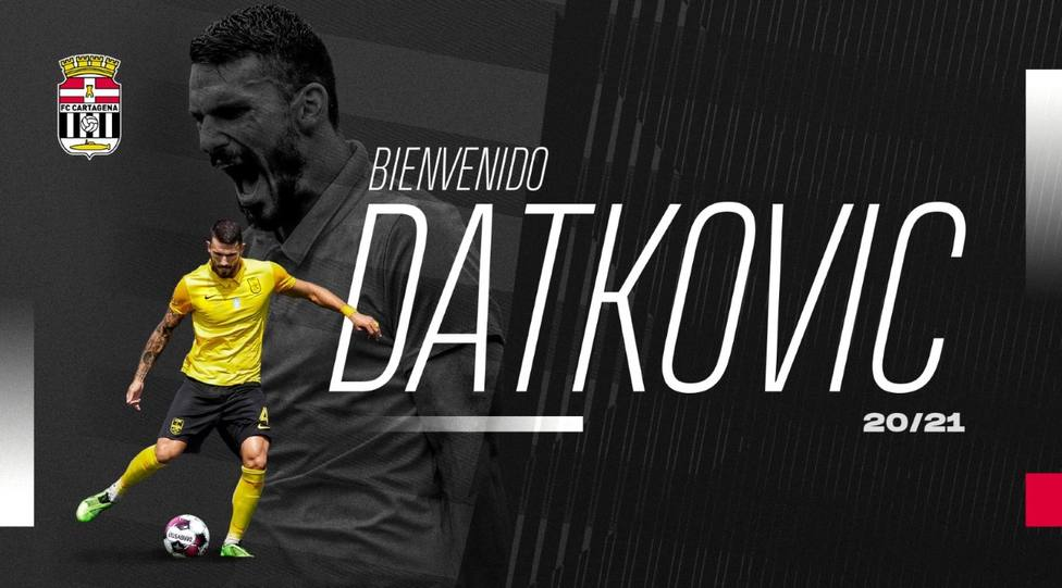 Datkovic llega tras la derrota del Efesé en Tenerife