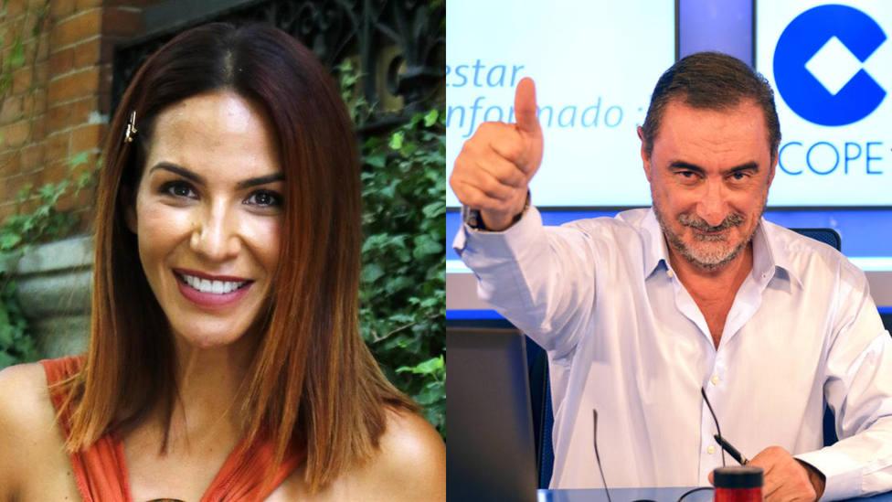 Tamara Gorro declara su amor por Carlos Herrera: No me puede gustar más