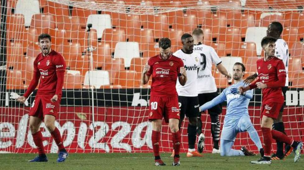 Osasuna Valencia
