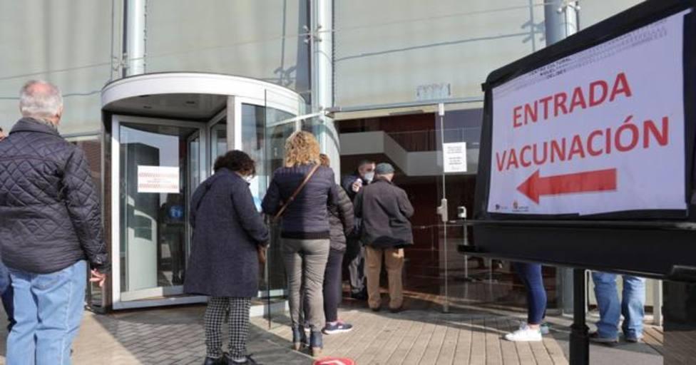 Nuevo llamamiento para la vacunación masiva en Valladolid