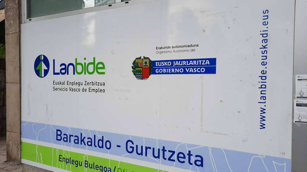 Datos paro Euskadi