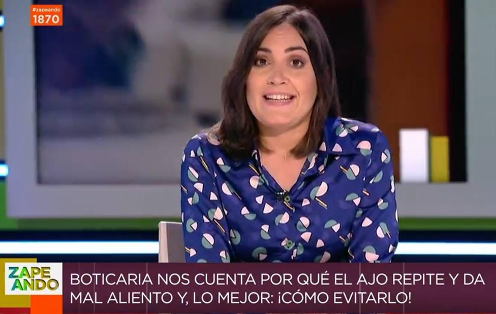Boticaria García revela los cinco trucos necesarios para que el ajo no se repita en tus comidas
