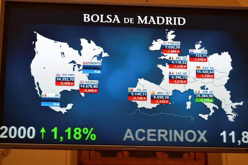 Día intenso en los mercados financieros